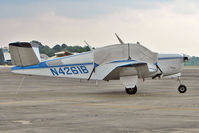 N4216B @ BOW - 1955 Beech F35, c/n: D-4175