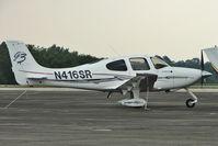 N416SR @ BOW - 2007 Cirrus Design Corp SR22, c/n: 2540