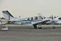 N4465N @ BOW - 2000 Raytheon Aircraft Company 58, c/n: TH-1965