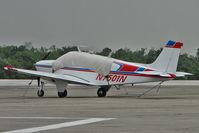 N7501N @ BOW - 1968 Beech 36, c/n: E-42