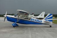 N548MA @ BOW - 2006 American Champion Aircraft 7GCAA, c/n: 507-2006