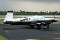 N301SP @ BOW - 1980 Mooney M20J, c/n: 24-1074