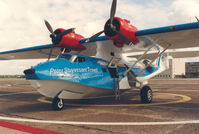 Z-CAT @ EHAM - Owner: Catalina Safari : Peter Stuyvesant Travel Odyssey 1993 - by Henk Geerlings