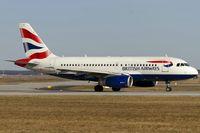 G-EUPK @ EDDF - line up for departure via RW18W - by Friedrich Becker