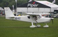 XB-ALE @ KLAL - Pelican Sport 600 - by Mark Pasqualino