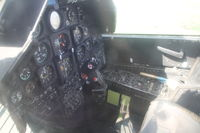 67-15475 - At the Dixon, IL Veteran's Memorial.  Pilot's cockpit. - by Glenn E. Chatfield