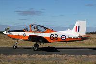 VH-CTV @ YECH - YECH AAAA National fly in 2011
