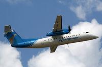 5H-MWG @ HTDA - Departing Dar Es Salaam - by Duncan Kirk
