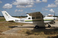 5H-TEC @ HTDA - Mining, Agriculture & Construction Services (MACS) operated Cessna 210 - by Duncan Kirk
