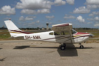5H-AMK @ HTDA - This 38 year old Cessna looks in good condition - by Duncan Kirk