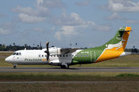 5H-PWE @ HTDA - Taxiing in at Dar Es Salaam - by Duncan Kirk