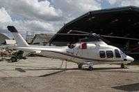 5H-IVA @ HTDA - Not too many choppers in Tanzania - by Duncan Kirk