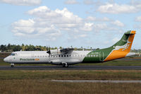 5H-PWB @ HTDA - Precision is the predominant carrier at Dar Es Salaam - by Duncan Kirk