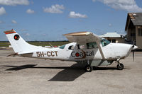 5H-CCT @ HTDA - Coastal has some old piston Cessna's still - by Duncan Kirk