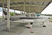 N4661R @ PCM - 1966 Piper PA-28-140, c/n: 28-21416