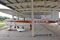 N7361M @ PCM - 1958 Cessna 175, c/n: 55661
