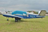 N1CE @ PCM - 1960 Beech M35, c/n: D-6420