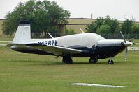 N4387W @ PCM - Mooney Aircraft Corp. M20K, c/n: 25-1125