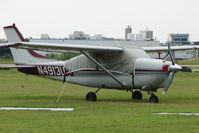 N4913U @ PCM - 1965 Cessna 210E, c/n: 21058613
