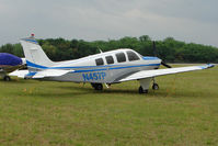 N457P @ PCM - Raytheon Aircraft Company G36, c/n: E3679