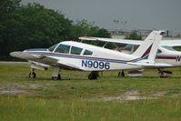 N9096 @ PCM - 1967 Piper PA-28R-180, c/n: 28R-30668