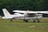 N52841 @ PCM - 1981 Cessna 172P, c/n: 17274618
