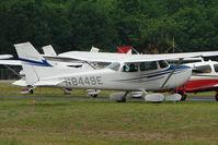 N8449E @ PCM - 1979 Cessna 172N, c/n: 17272204