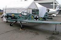D-MYME @ EDNY - Peak Messerschmitt Bf-109R [03] Friedrichschafen~D 04/04/2009 - by Ray Barber