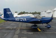 N912VA @ PCM - Vans Aircraft Inc RV-12, c/n: 12003