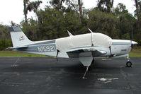 N1592L @ PCM - 1976 Beech A36, c/n: E-832
