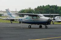 N110KM @ PCM - 1983 Cessna T210N, c/n: 21064800