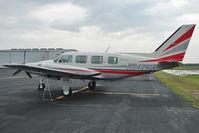 N949WA @ KPCM - 1976 Piper PA-31-325, c/n: 31-7612069