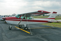 N19811 @ PCM - 1972 Cessna 172M, c/n: 17260774