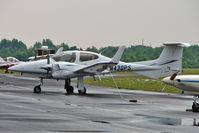 N430PS @ PCM - 2006 Diamond Aircraft Ind Gmbh DA 42, c/n: 42.066