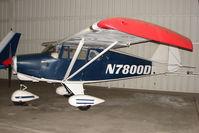 N7800D @ PCM - 1957 Piper PA-22-150, c/n: 22-5444