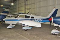 N3631K @ PCM - 1967 Piper PA-28-140, c/n: 28-23661