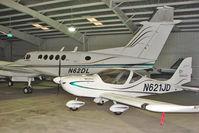 N621JD @ PCM - Evektor - Aerotechnik A S SPORTSTAR MAX, c/n: 2009 1204