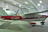 N74PP @ PCM - 1968 Cessna 177, c/n: 17700928