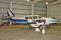 N54109 @ PCM - 1974 Piper PA-23-250, c/n: 27-7405421