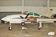 N87356 @ PCM - 1975 Cessna T310R, c/n: 310R0527