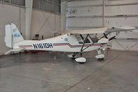 N161DH @ PCM - 2006 Aerosport Ltd IKARUS C42E, c/n: 0701-6865