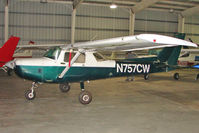 N757CW @ PCM - 1977 Cessna 152, c/n: 15279642