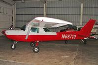 N68710 @ PCM - 1978 Cessna 152, c/n: 15282326