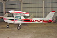 N4886B @ PCM - 1979 Cessna 152, c/n: 15283691