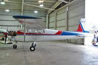 N6497B @ PCM - 1957 Cessna 172, c/n: 29697