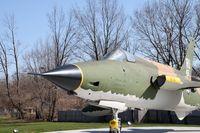 60-0455 - Displayed at the Dixon, IL Veteran's Memorial - by Glenn E. Chatfield