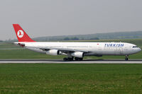 TC-JDM @ VIE - Turkish Airlines