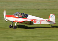 G-BEZZ @ EGCB - Privately operated - by Shaun Connor