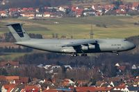 70-0445 @ ETAR - on final, Ramstein village in the background - by Friedrich Becker