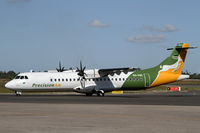 5H-PWC @ HTDA - Taxiing in at Dar Es Salaam - by Duncan Kirk